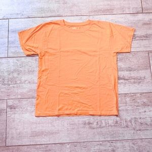 ⭐️3 for $21⭐️ Goldtoe large orange T-shirt